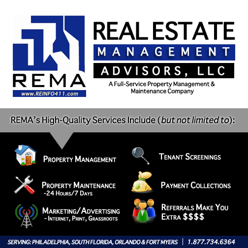 Check Out Some of the Services REMA Has to Offer!